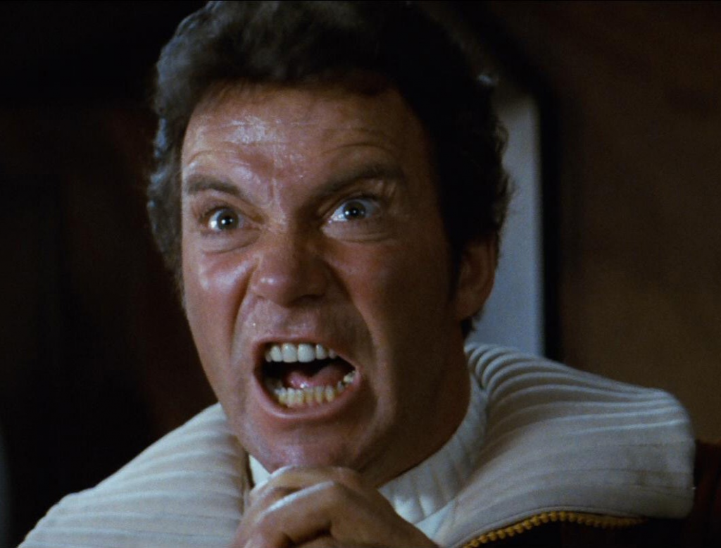 The Wrath of Khan