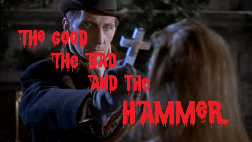 Hammer 05 – The Horror of Dracula (1958) | The Good The Bad And The Odd